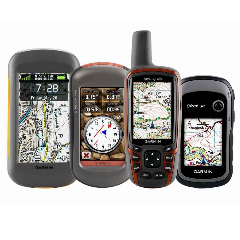 gps навигаторы для охотников и рыбаков